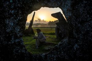 A 'Stonehenge,' and a Mystery, in the Amazon