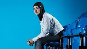 Nike Becomes First Major Brand to Launch Hijab for Women