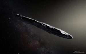 Oumuamua: First Alien Object to Visit Our Solar System is Wrapped in Strange Organic Coat, Scientists Reveal